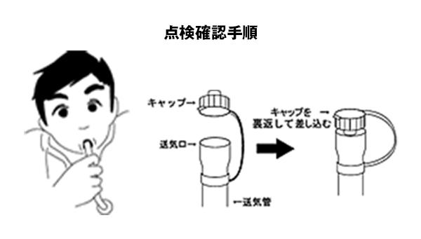 気室の点検