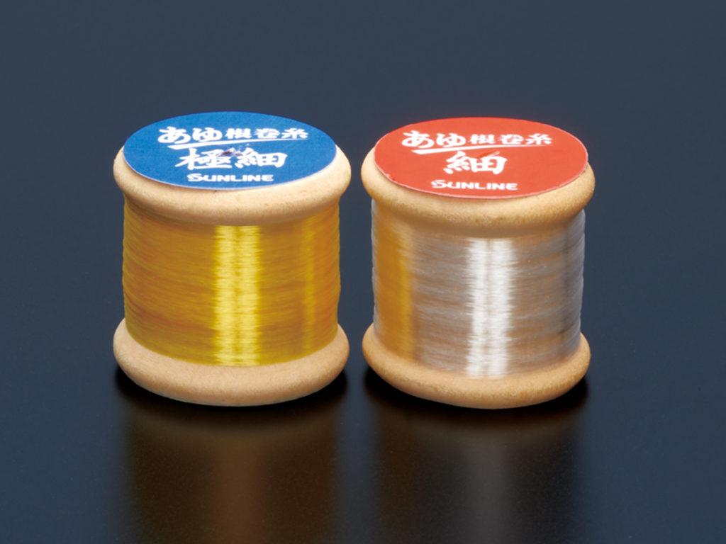 ナイロン根巻糸