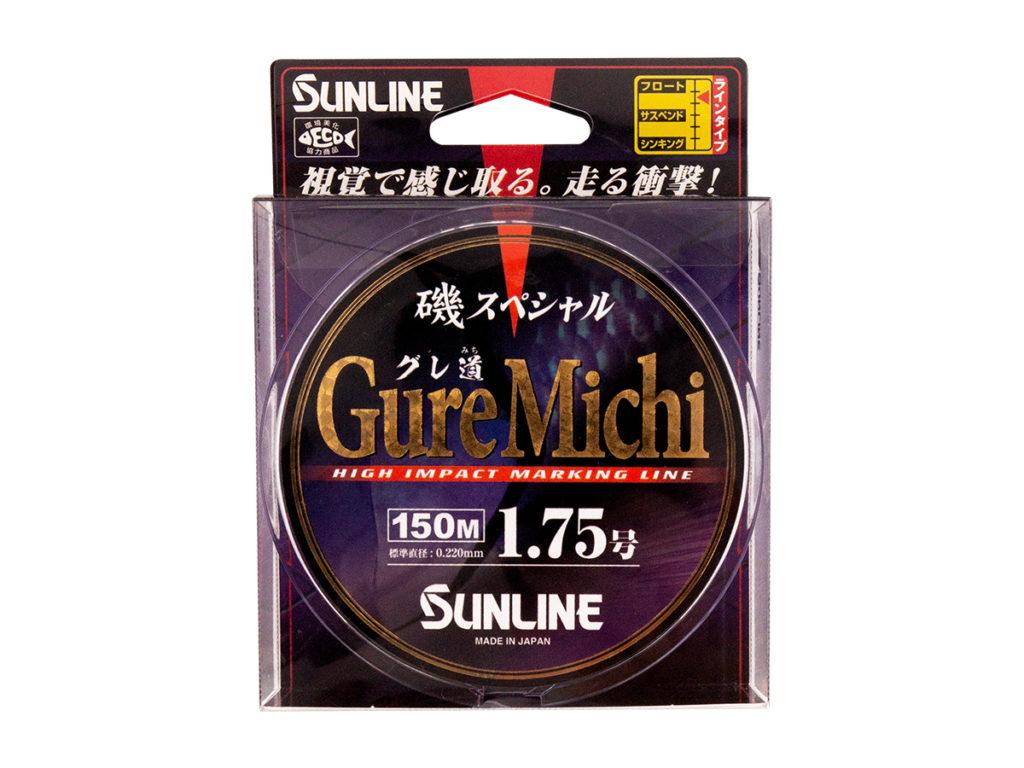 磯スペシャル Gure Michi(グレ道)