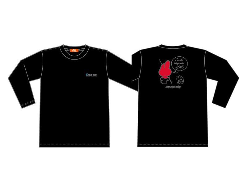 マイメロディ ロングTシャツ 2019 SKT-1915