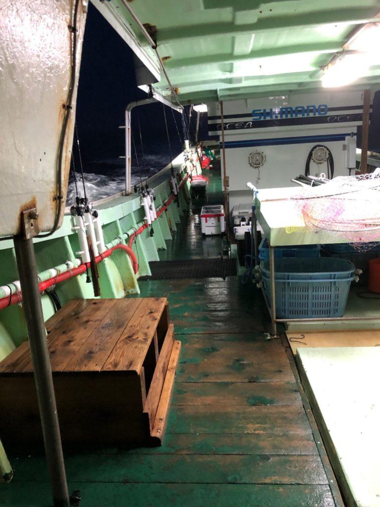 津軽海峡サクラマスジギング