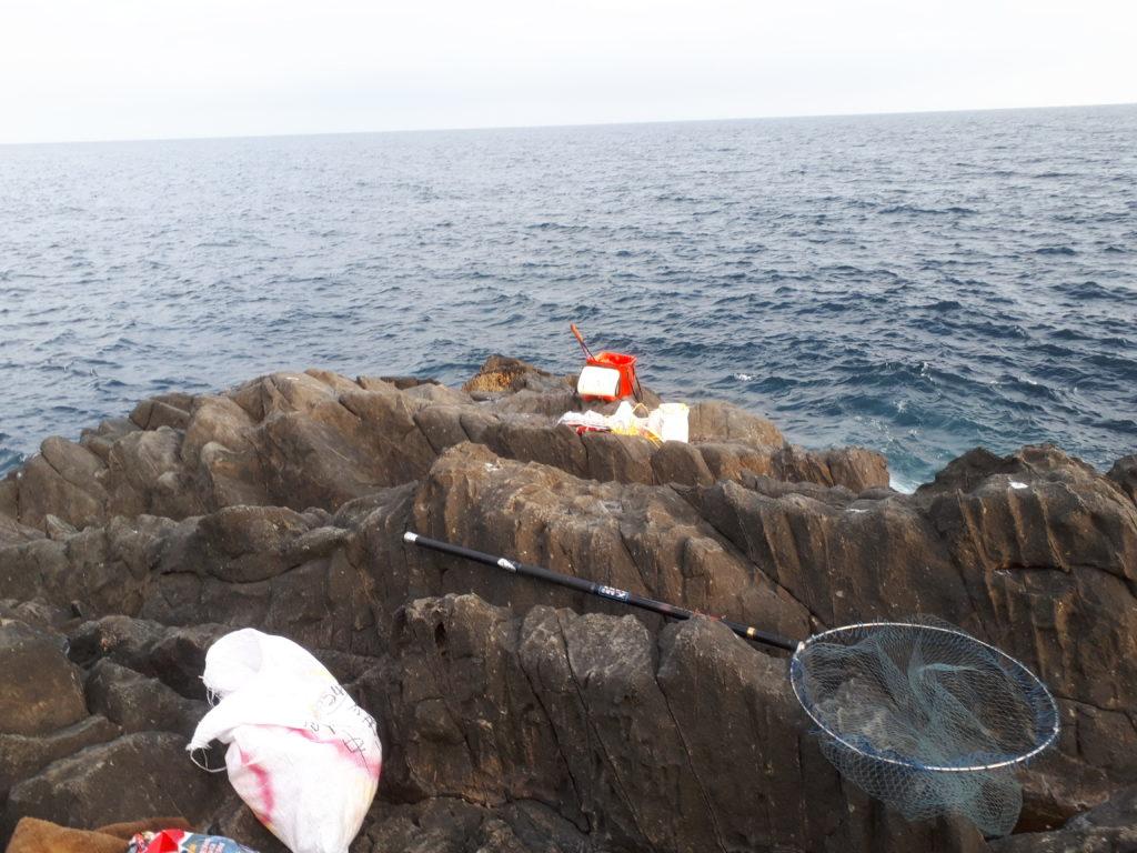 長崎県男女群島釣行