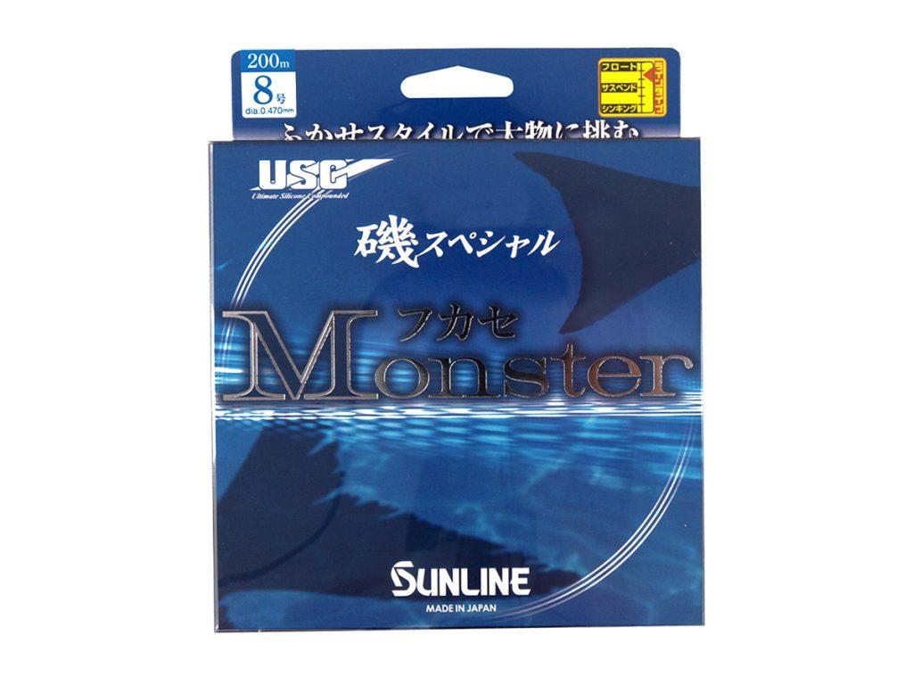 磯スペシャル フカセMonster