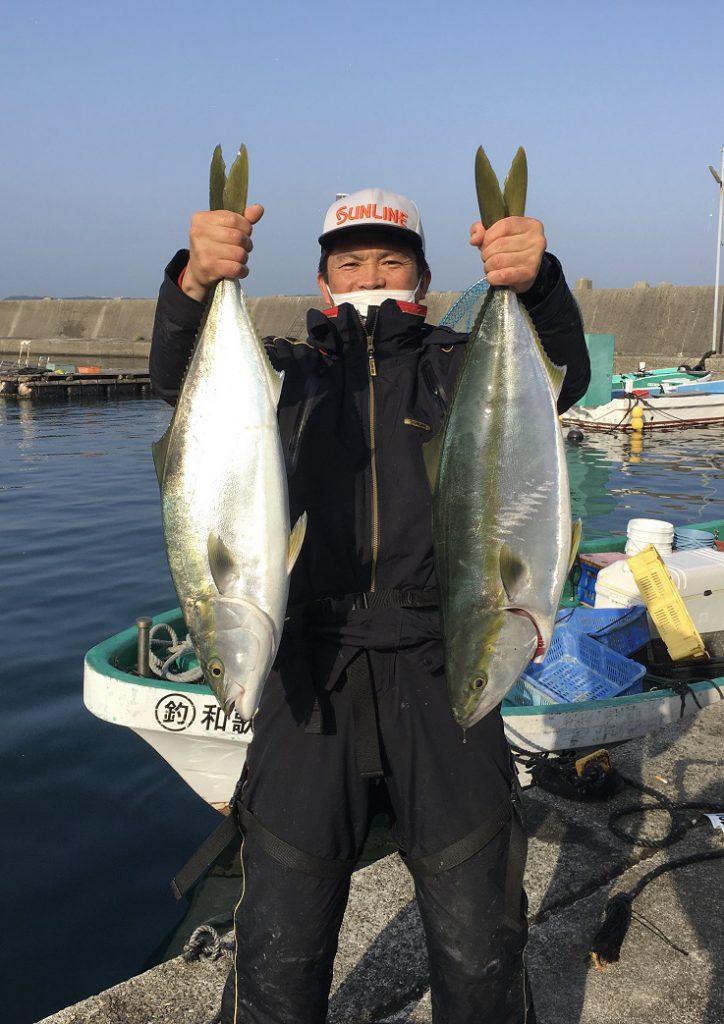 カセからイワシフカセ釣りで狙うブリ釣り 第2回