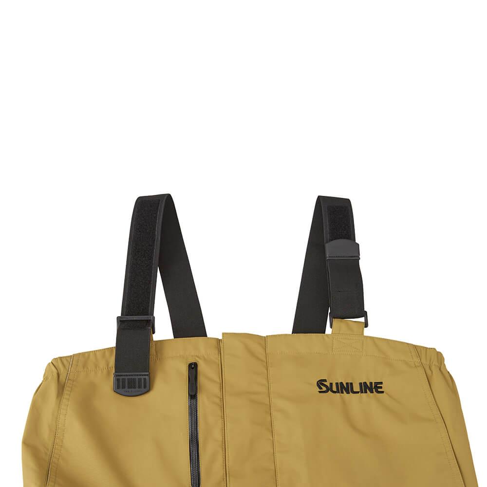 S-DRY®ビブパンツ SUW-01105