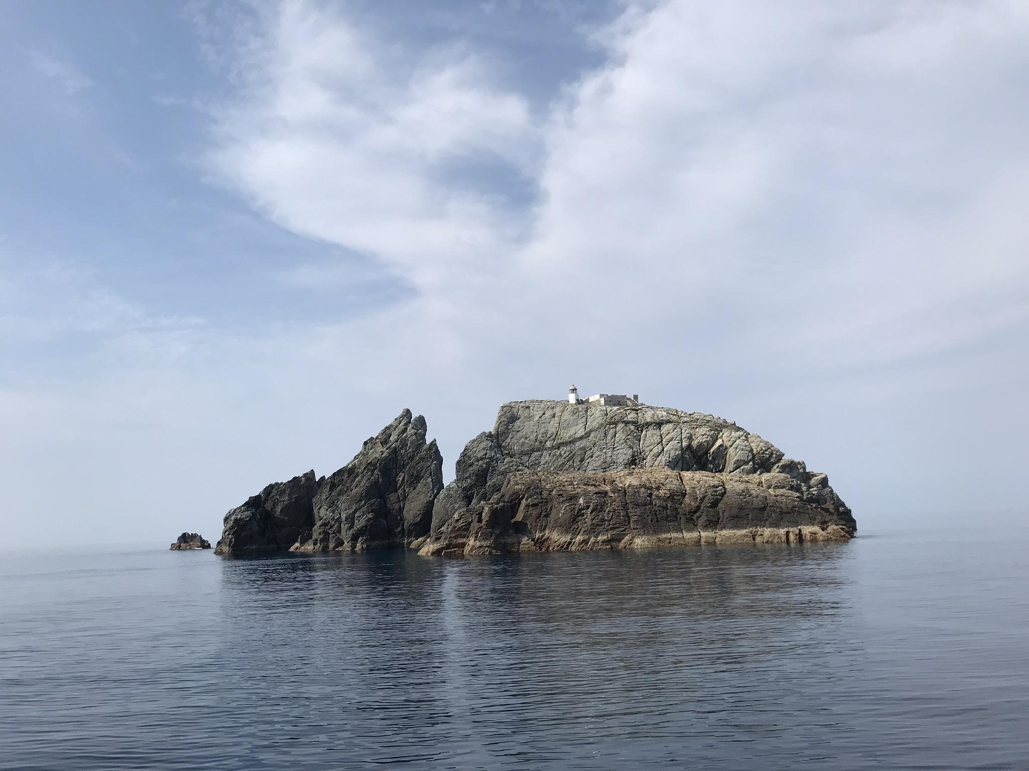 五島列島釣行(白瀬灯台)