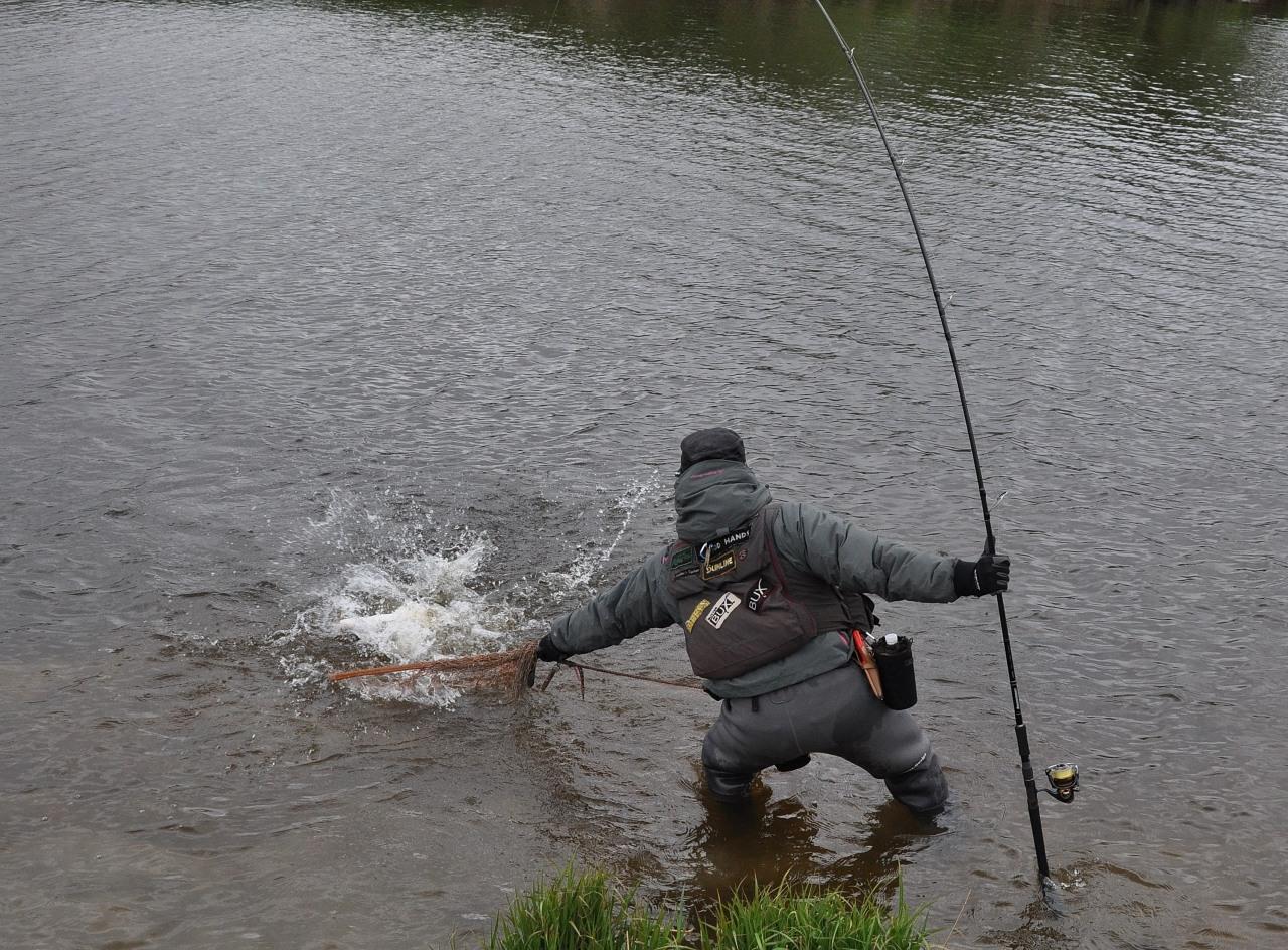 イトウ釣り遠征