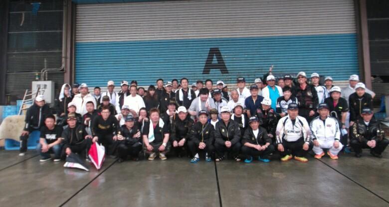 名釣会 第168回春期チヌ釣り大会