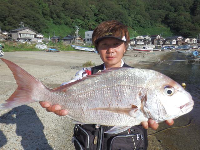 新潟で大爆釣