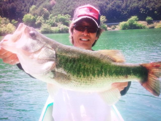 津風呂湖釣行