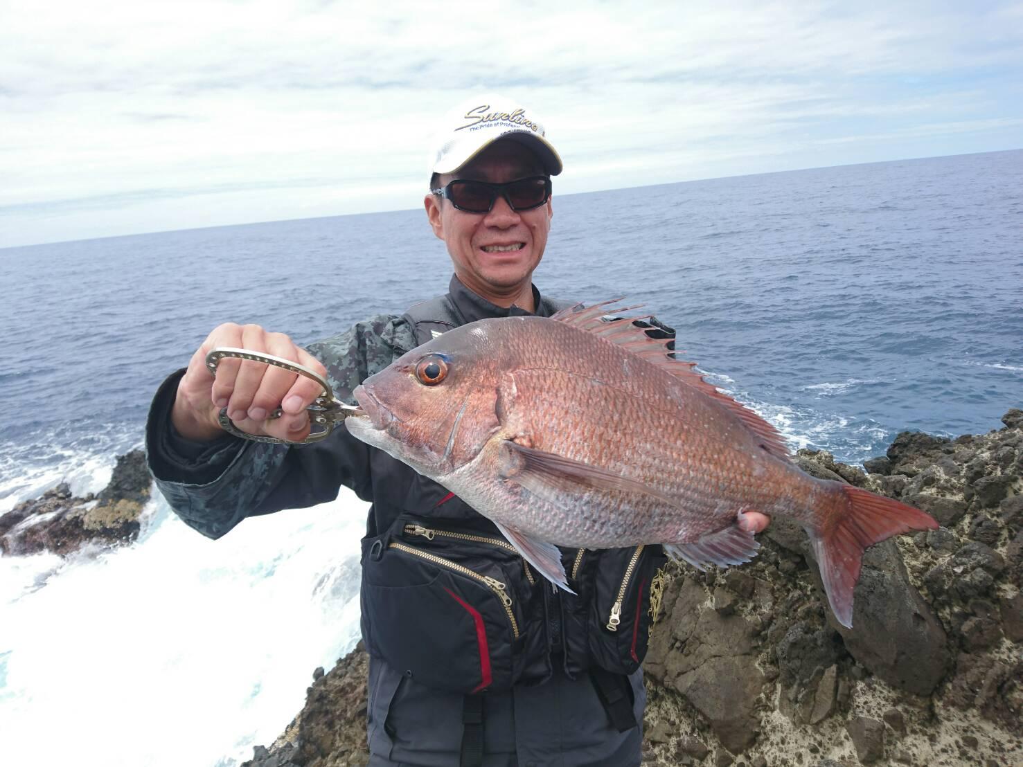 日本海佐渡 乗っ込み真鯛