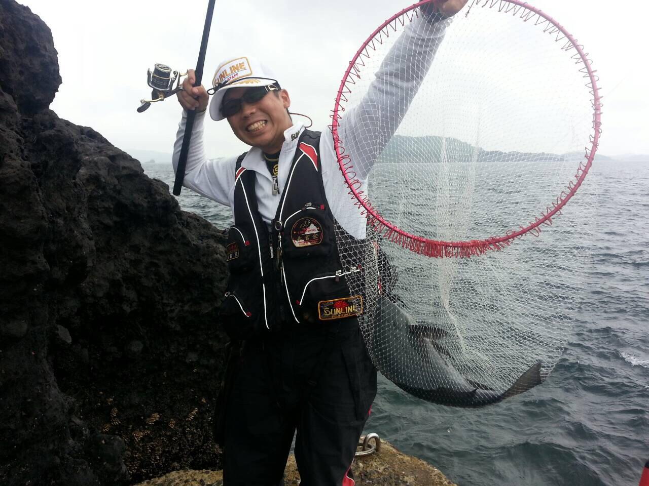 五島列島釣行。