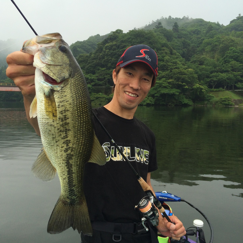 亀山湖釣行