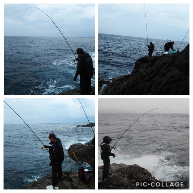 今期最後の磯釣りへ♪