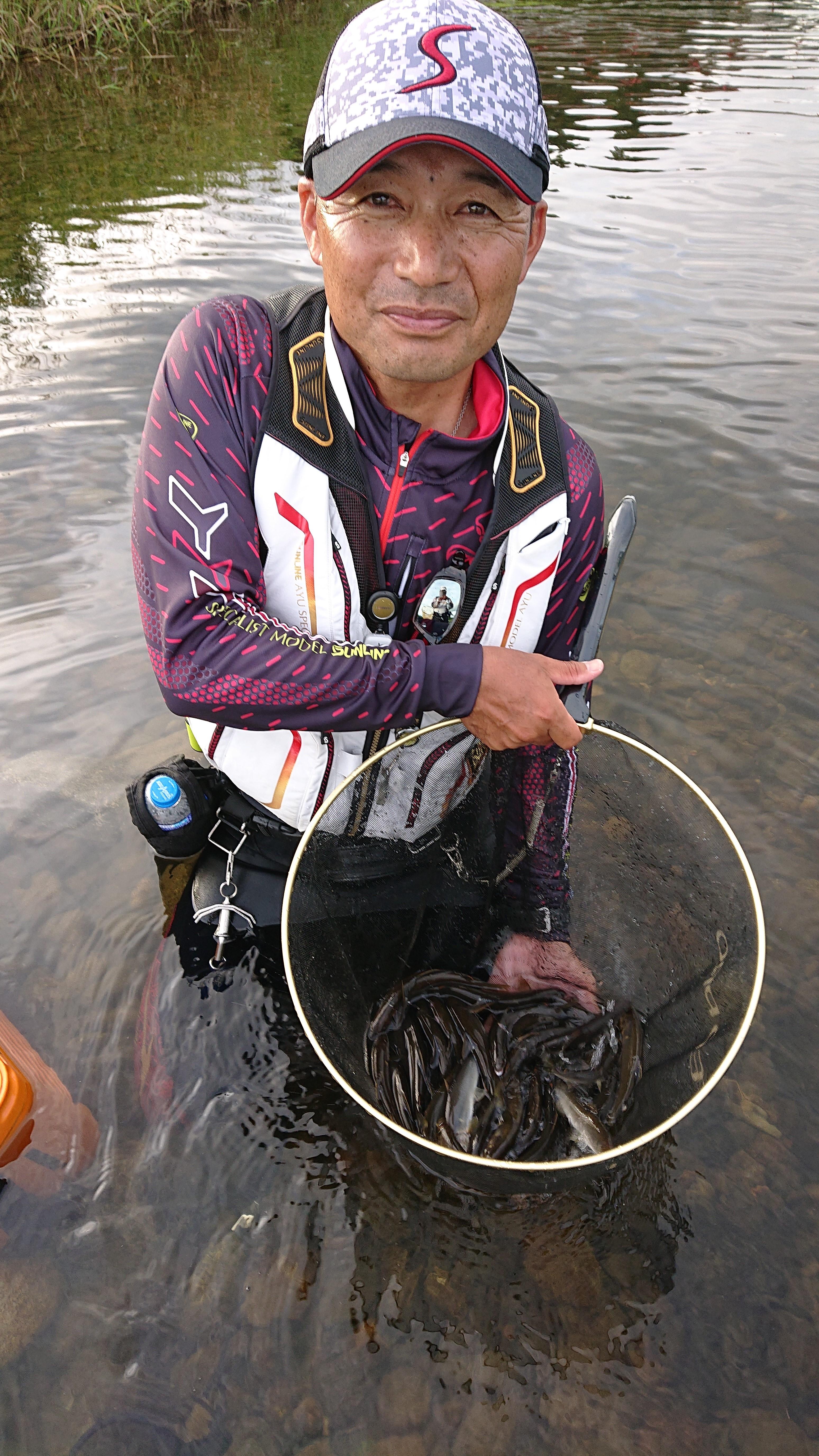山形県 鮭川釣行