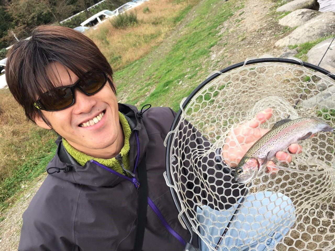 フィッシングフィールド中津川での数釣り