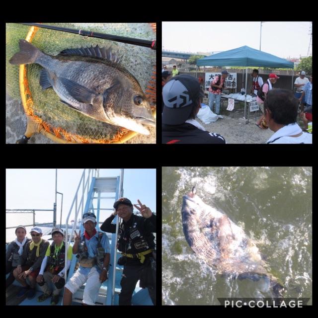 2018 OLL黒鯛神全国大会