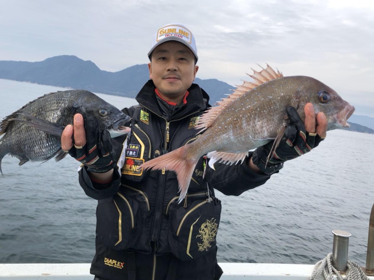 広島湾釣行