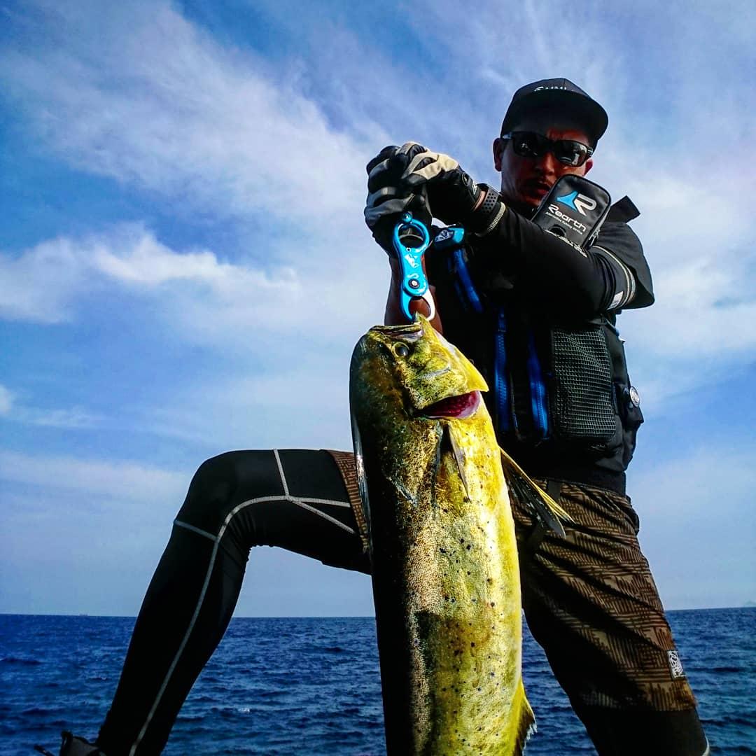 サンライン スタッフ釣行レポート