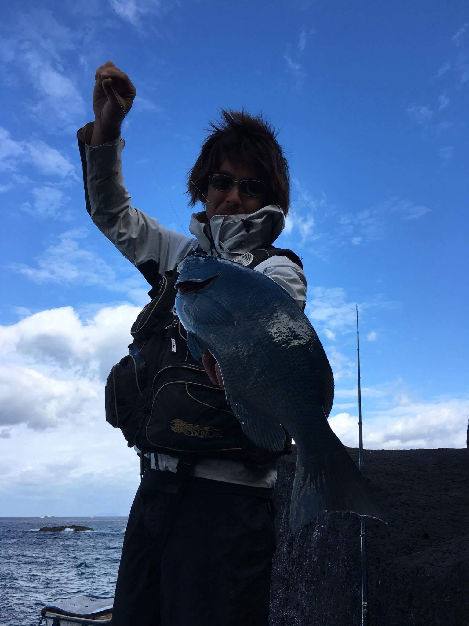 夏の釣りも楽しめます!