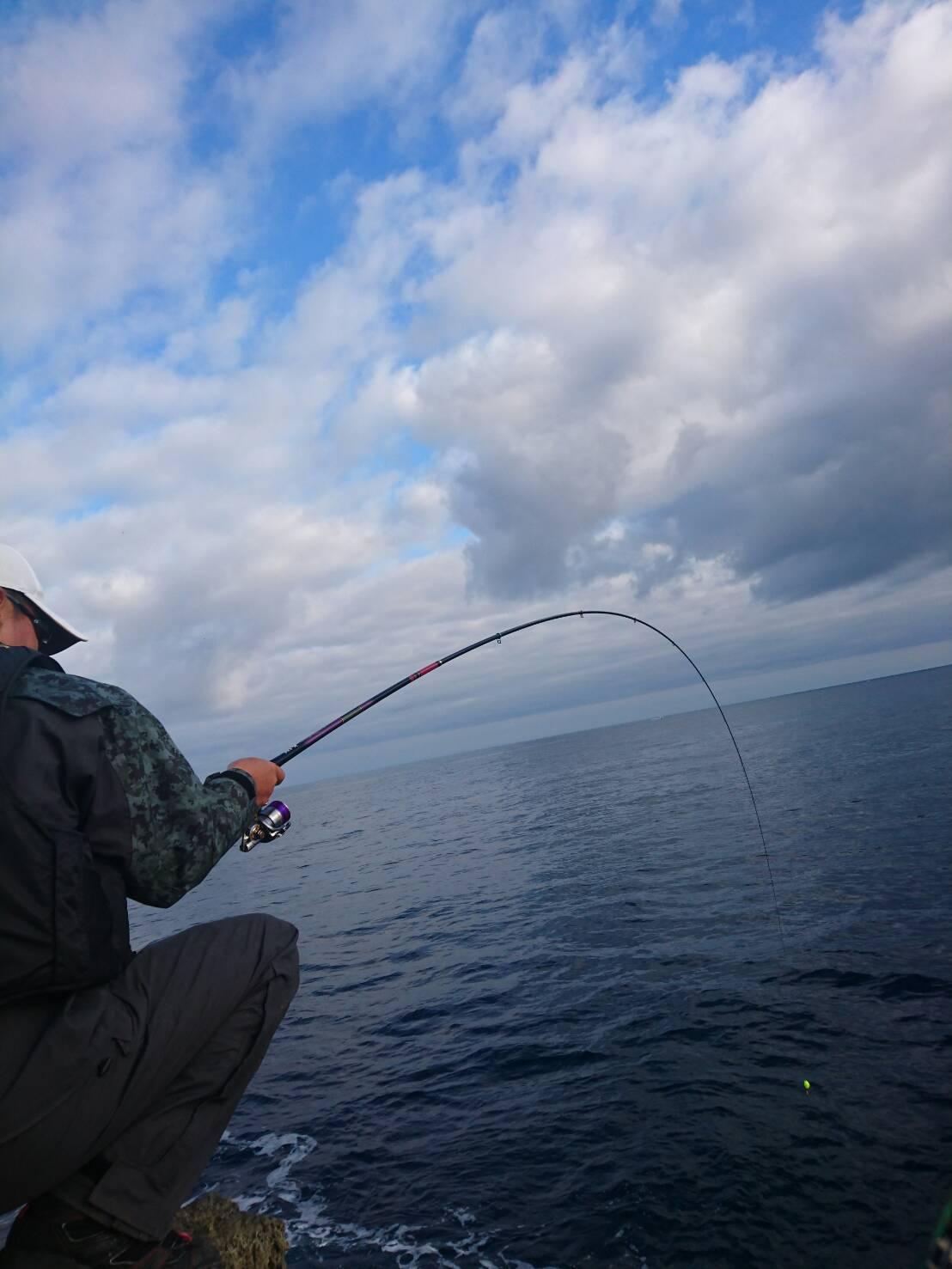 日本海佐渡 乗っ込み真鯛2