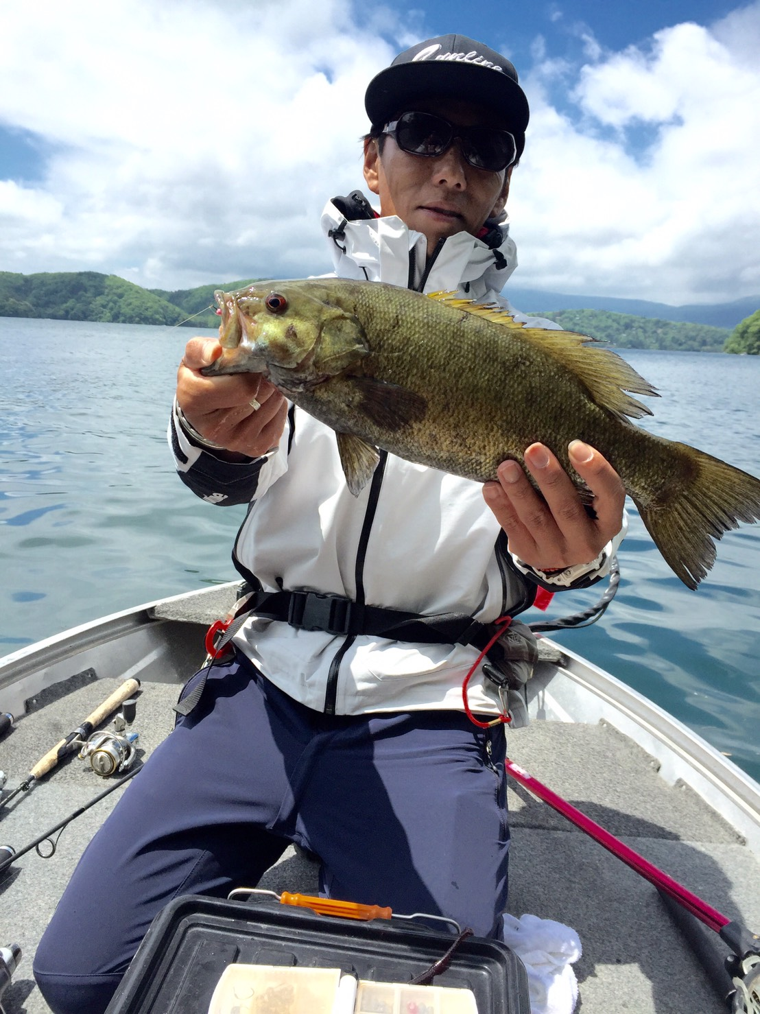 野尻湖釣行