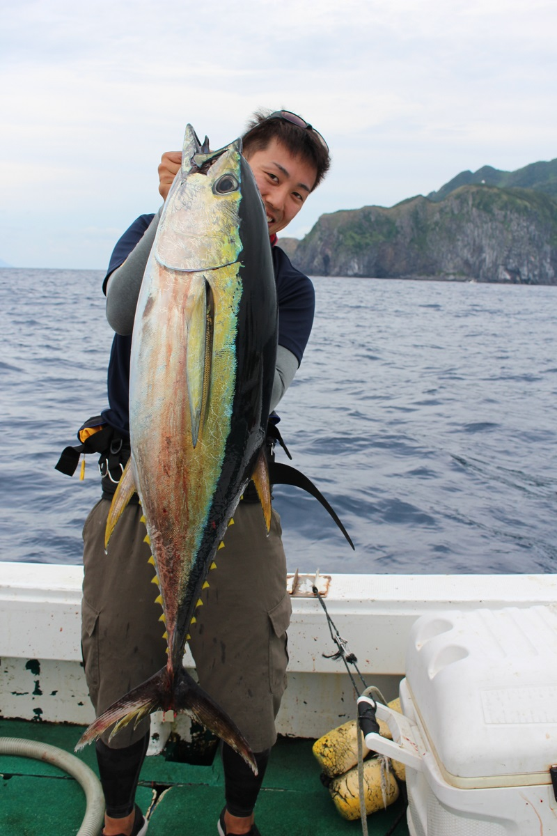 トカラ列島遠征釣行