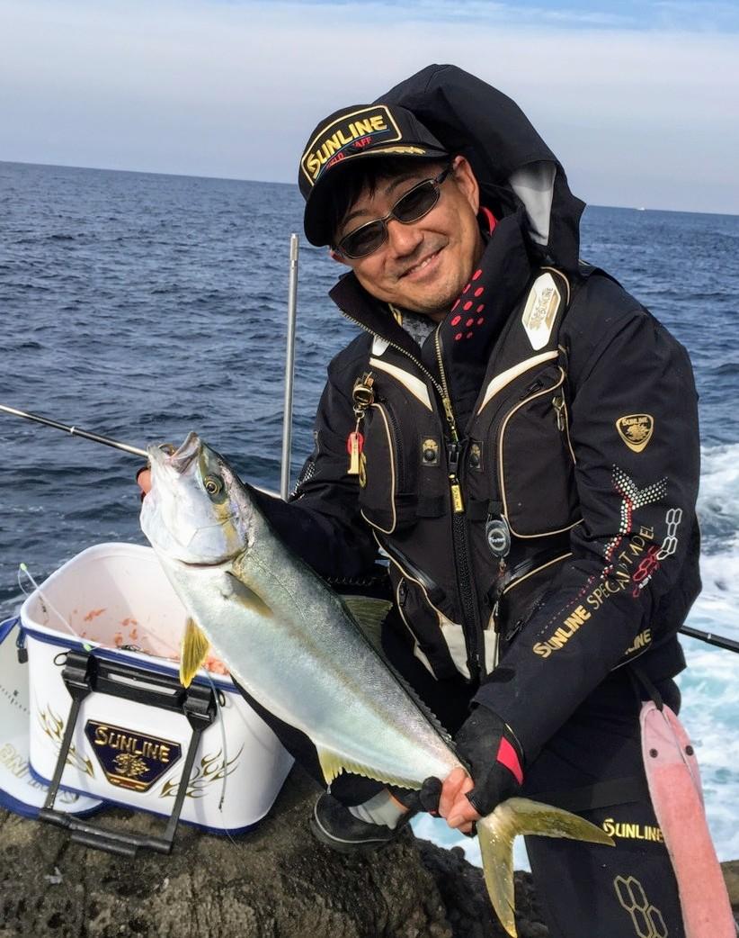日本海カゴ釣り