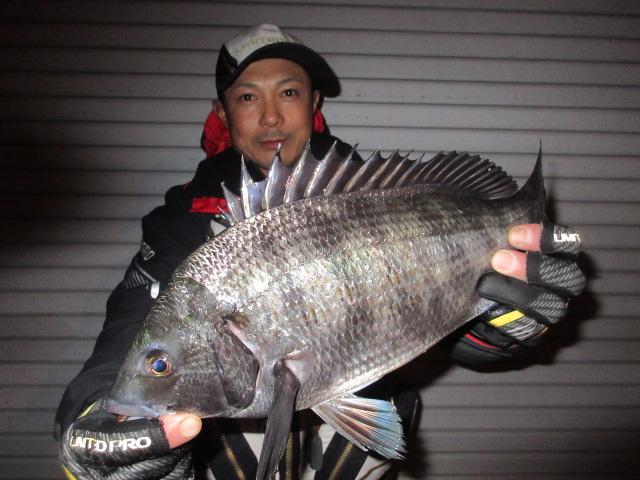2018年初釣り