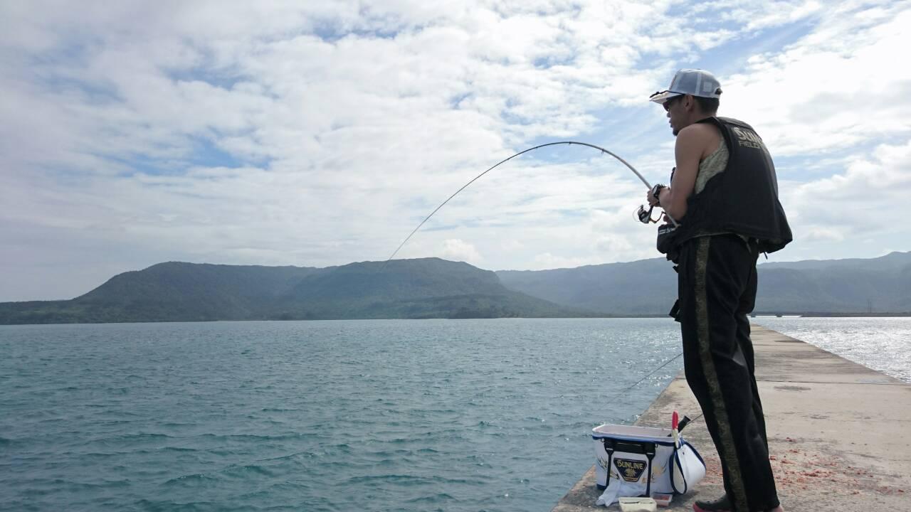 西表島釣行