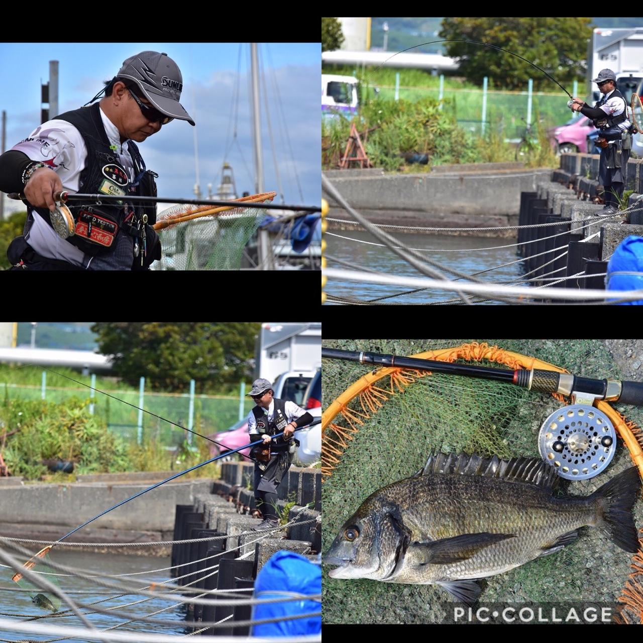 雑誌「釣り人」写真オープン。